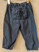 Load image into Gallery viewer, Petit Bateau Blue Cotton Trousers 18 Months