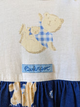 Load image into Gallery viewer, Cute French Vintage Romper Dress 9 Months