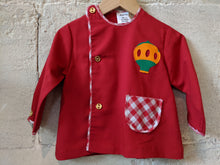 Load image into Gallery viewer, Fabulous French Vintage Smock 12 Months