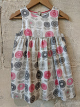Load image into Gallery viewer, Cool Scandi Style French Summer Dress 12 Months