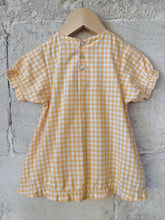 Load image into Gallery viewer, Cheery Checked Chick Summer Dress 18 Months