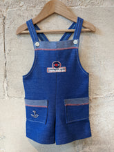 Load image into Gallery viewer, Amazing Vintage Dungarees 6 Months