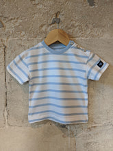 Load image into Gallery viewer, Armor Lux Breton Stripe Cotton T Shirt 12 Months