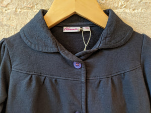 Classic Navy Soft Cotton Jacket 18 Months