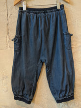 Load image into Gallery viewer, Great French Soft Denim Thai Style Trouser 2 Years
