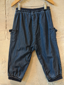 Great French Soft Denim Thai Style Trouser 2 Years