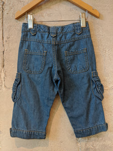 Sweetly Shaped French Jeans 2 Years