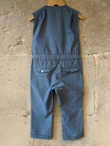 Lovely Denim Playsuit 2 Years