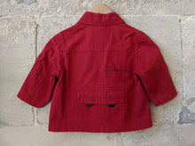 Load image into Gallery viewer, Fabulous French Utility Style Jacket 12 Months
