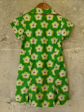 Load image into Gallery viewer, Scandi Print Apple 60s Style T Shirt Dress 5 Years