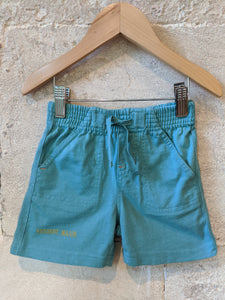 Sergent Major Turquoise Shorts 2 Years
