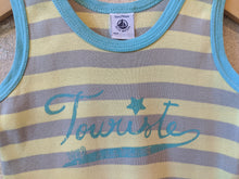 Load image into Gallery viewer, Petit Bateau Perfectly Coloured Summer Stripe 3 Years