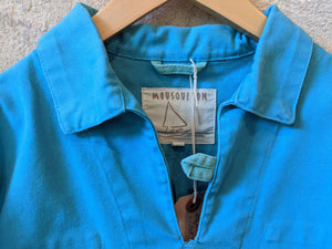 Such a Cool Vintage Mousqueton Fisherman's Smock Top 5 Years