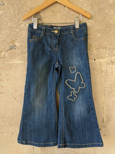 Fabulous French Flared Jeans 3 Years