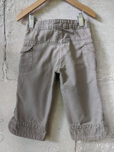 Splendidly Shaped Cotton Trousers 3 Years