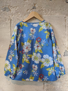 Gorgeous Floaty French Floral Tunic 6 Years