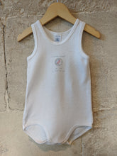 Load image into Gallery viewer, Petit Bateau Vintage Terry Towelling Vest 2 Years