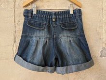 Load image into Gallery viewer, Fabulously Shaped French Denim Shorts 5 Years