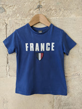 Load image into Gallery viewer, France Football T Shirt 4 Years