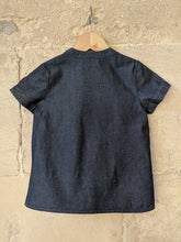 Load image into Gallery viewer, Lovely Light V-Neck Summer A-Line Top 4 Years