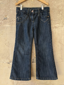 Secondhand NEXT jeans 5-6 Years Girls preloved high-quality clothing