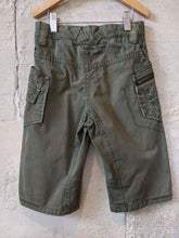 Load image into Gallery viewer, Jeanbourget Designer Khaki Combat Shorts 5 Years