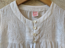 Load image into Gallery viewer, Lace Design Vintage Child's Blouse