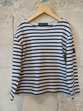 Load image into Gallery viewer, Classic Breton Striped Marinière - 8 Years