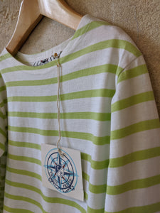 NEW Breton Striped Marinière - 4 Years