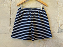 Load image into Gallery viewer, Super Soft & Comfy Striped Shorts - 3 Years