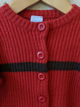 Load image into Gallery viewer, Gorgeous Petit Bateau Rib Knit Wool Blend Cardigan - 2 Years