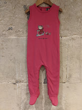 Load image into Gallery viewer, Week-end à la Mer Super Soft & Cosy Sleepsuit - 12 Months