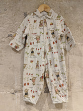 Load image into Gallery viewer, Catimini Cute & Cosy Bunny Babygrow - 18 Months