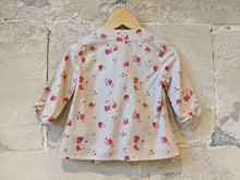 Load image into Gallery viewer, Gorgeous French Floral Tunic - 12 Months