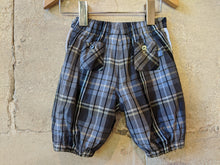 Load image into Gallery viewer, Designer Jacadi Beautiful Warm Plaid Trousers - 3 Months