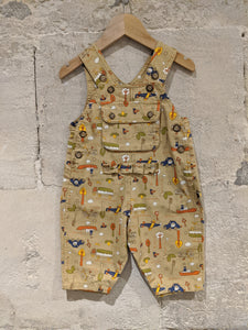 Gorgeous Sergent Major Dungarees - 6 Months