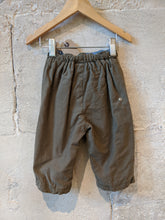 Load image into Gallery viewer, Soft French Khaki Trousers - 12 Months