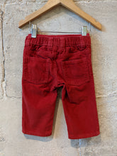 Load image into Gallery viewer, Brilliant Red Cords - 12 Months