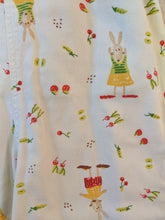 Load image into Gallery viewer, Spectacular Sergent Major Rabbit Dungarees & Matching Tee - 12 Months