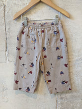 Load image into Gallery viewer, Gorgeous Print Warm Jacadi Trousers -12 Months