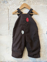 Load image into Gallery viewer, Friendly Monster Pygmees Dungarees - 18 Months