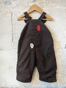 Friendly Monster Pygmees Dungarees - 18 Months