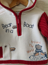 Load image into Gallery viewer, Super Snuggly Bear Hooded Fleece - 6 Months