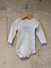 Load image into Gallery viewer, Lovely Petit Bateau Artiste Bodysuit - 12 Months