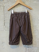 Load image into Gallery viewer, Pretty French Cotton Lined Trousers - 18 Months