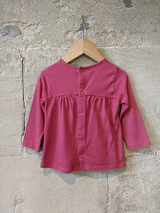 Floaty A-Line Soft Cotton Tunic - 18 Months
