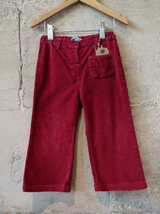 Fab French Needlecord Trousers - 2 Years