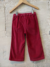 Load image into Gallery viewer, Fab French Needlecord Trousers - 2 Years