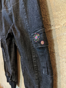 Catimini Cool Dark Denim Comfies - 2 Years