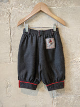 Load image into Gallery viewer, Baby Dior French Grey Wool Blend Vintage Trousers - 2 Years